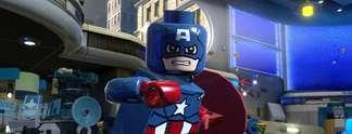 Vorschauen: Lego Marvel Super Heroes: Superhelden übernehmen Lego