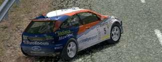 Test PC Colin McRae Rally 3