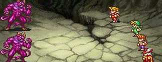 Test GBA Final Fantasy I & II