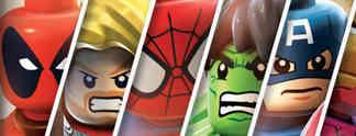 Vorschauen: Lego Marvel Super Heroes: Eiserne Männer in New York