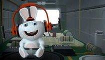 <span>Test Wii</span> Rabbids Go Home: Die verrückten Hasen erobern den Mond