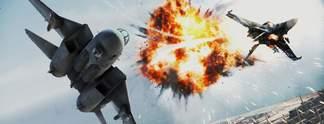 Ace Combat - Infinity liefert kostenlose Luftschlachten