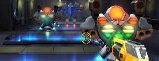 Test Wii Nerf N-Strike: Spiel plus Gimmick-Blaster für Kids