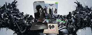 Batman - Arkham Origins: Exklusive Sammlerausgabe in Uffruppe