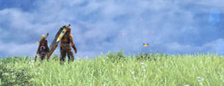 First Facts: Xenoblade Chronicles: Rollenspiel-Neuheit für Wii