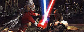 Vorschauen: Star Wars: The Force Unleashed