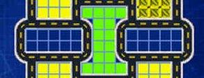 Puzzle City: Tetris light