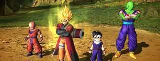 Vorschauen: Dragon Ball Z - Battle of Z: Son Goku lässt die Wände wackeln
