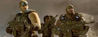 Vorschauen: Gears of War 3: Deutsches Kettensägenmassaker gespielt