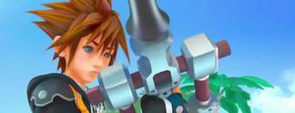 Vorschauen: Kingdom Hearts 3: Die Rückkehr zur Heimkonsole