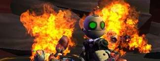 Tests: Secret Agent Clank