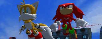 Test Xbox Sonic Heroes