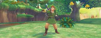 Tests: The Legend of Zelda Skyward Sword: Links letzter Wii-Einsatz