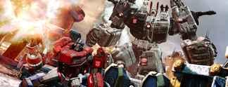 Specials: Transformers - Untergang von Cybertron: Hinter den Kulissen