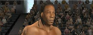 Test PS2 WWE SmackDown vs. Raw 2007