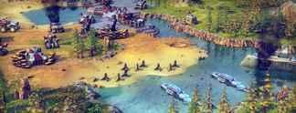Vorschauen: Battle Worlds - Kronos: Das neue Battle Isle