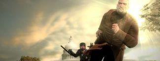 Preview PS3 The Outsider: Werdet zum Staatsfeind Nummer eins