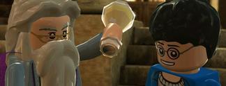 Tests: Lego Harry Potter: Klötzchen-Harry winkt zum Abschied