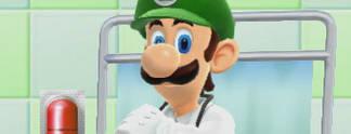Dr. Luigi : Nicht nur Pac-Man steht auf Pillen