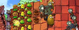 Special 11 x Tower Defense bis Pflanzen vs. Zombies 2 erscheint