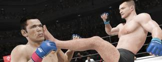 UFC Undisputed 3: Prügel können so schön sein