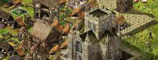 Preview Online Stronghold Kingdoms: Burgenbau im Browserfenster