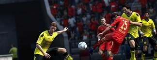 Tests: FIFA 12: Willkommen in der Meister-Saison