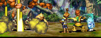Tests: Golden Sun