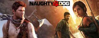 Naughty Dog hat Hinweise zu neuen Spielen im Internet versteckt