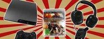 PS3 und Headset mit Transformers gewinnen