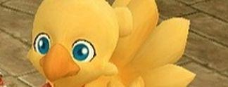 Test Wii Chocobo's Dungeon: Eine gefiederte Rettung