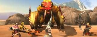 Vorschauen: Monster Hunter 3 Ultimate: Ultimative Spielzeit