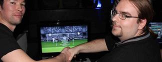Specials: spieletipps auf Achse: Pro Evolution Soccer Media Cup 2011
