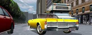 Test DC Crazy Taxi 2