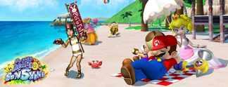 Wahr oder falsch? #89: Gibt es einen Zelda-Charakter in Super Mario Sunshine?