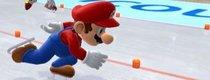 Mario & Sonic im Winter: Zwei sind nicht zu bremsen!