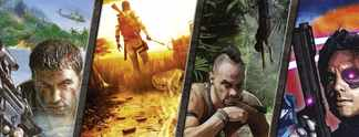 Specials: Far Cry - The Wild Expedition: Ego-Shooter im Viererpack