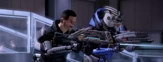 Tests: Mass Effect 2: Das vielleicht beste Spiel 2010 jetzt für PS3