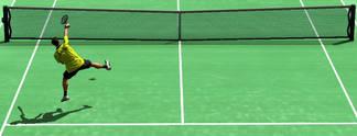 Tests: Virtua Tennis 4:  Ins Seitenaus gespielt - knappe Niederlage