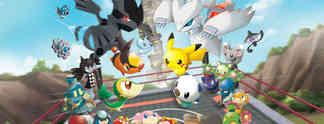 Vorschauen: Super Pokémon Rumble - Nächster Einsatz für Pikachu