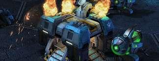 Vorschauen: Starcraft 2: Frontbericht aus der grandiosen Beta