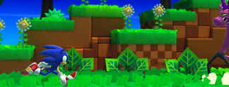 Tests: Sonic - Lost World: Super Mario Galaxy steht Pate