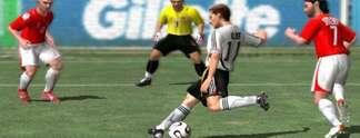 Test Xbox FIFA Fussball-Weltmeisterschaft 2006
