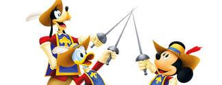 First Facts: Kingdom Hearts 3D: Die Schlüsselschwertträger kehren zurück