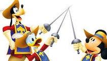 <span>First Facts 3DS</span> Kingdom Hearts 3D: Die Schlüsselschwertträger kehren zurück