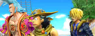 Test 3DS One Piece - Unlimited Cruise SP 2: Die Piraten sind los!