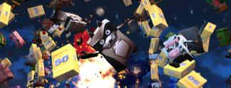 Test Wii Boom Blox Smash Party: Gewaltfreie Zerstörungsorgien