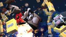 <span>Test Wii</span> Boom Blox Smash Party: Gewaltfreie Zerstörungsorgien
