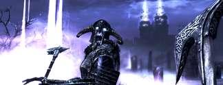 Vorschauen: Skyrim - Dawnguard: Vampire, Armbrüste und tonnenweise Tote