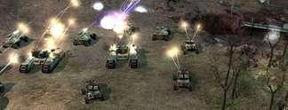 Tests: Command & Conquer 3 Tiberium Wars